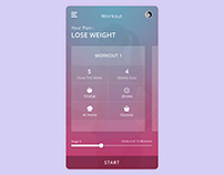 App Design - Health Women App