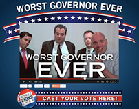 Campaign Branding - Worst Governor Ever