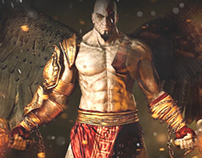 God of War Omega Colection