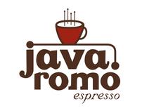 Java.Romo Coffee Shop Identity