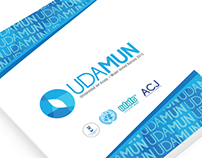 UDAMUN Model United Nations // Brand