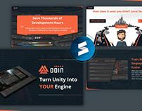 ODIN Unity Engine