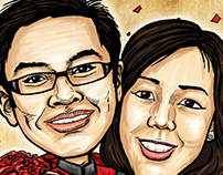 Chinese Caricature
