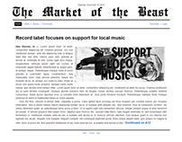 Market of the Beast