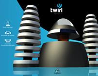 "Projet ""Twirl"""