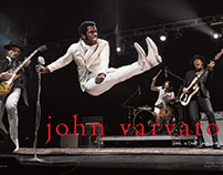 Danny Clinch for John Varvatos x Vintage Trouble