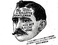 Gillette / Movember Partnership