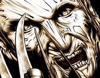 Freddy Krueger x Venom III