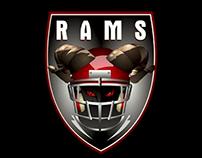 Koç Üniversitesi Amerikan Futbol Takımı Rams Logo