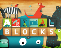 AnimalBlocks iPad App
