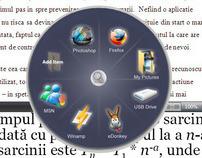 Arlequin - a desktop management client in WPF