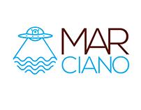 Identidade visual MarCiano