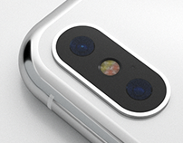 iPhone X FREE 3D model to Download