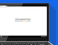 Chromebook Pixel Mockup - Resource