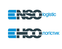 "логотип ""ENSO logistic"""