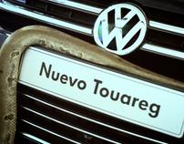 Volkswagen Touareg : Terrarium