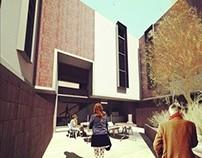 Urban Courtyard (2012)