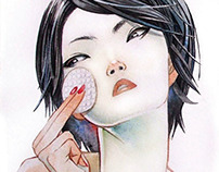 Geisha Skin