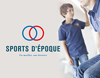 SPORT D'EPOQUE - E-commerce website