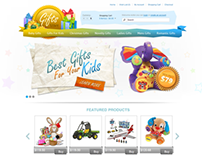 Best Gifts For Your Kids - Gifts Store OpenCart Theme