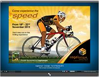 Cogebanque - Tour of Rwanda 2013