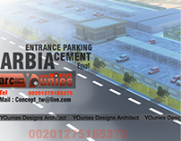 Arabian Cement Parking Area