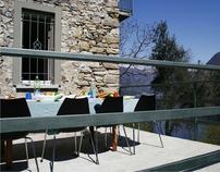 Lake Como weekend house
