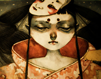 ''Moth Girl''