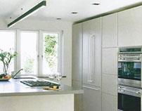 Domestic Kitchen Design, Ireland