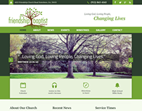 Friendship Baptist Church Website