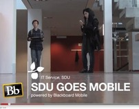 SDU Goes Mobile - short film
