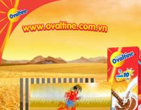 Ovaltine TVC 15s Autumn 2013