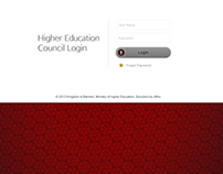 Higher Education Council