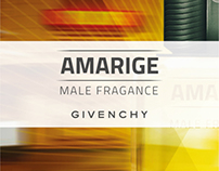Amarige Male Fragance the Givenchy