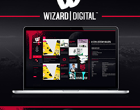 Wizard Digital | Scroll Me Left Right