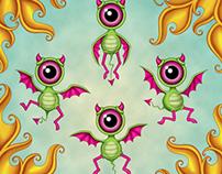 'Big Eye' fly things