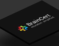Brain Cert - Logo