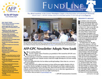E-newsletter, Association of Fundraising Professionals
