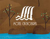Menu Motel Cachoeiras