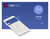 Free UI prototype