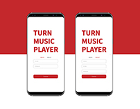 MUSIC APPLICATION DESIGN