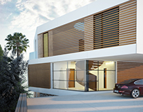 Cliff House design, Budva, Montenegro