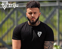 My new clothing brand Triju UK