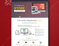 Proximity Software ECN Landing Page
