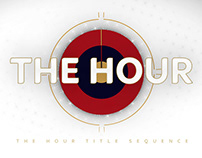 BRADLEY WIGGINS /// THE HOUR // MAIN TITLE / BUMPERS