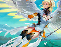 Hybrid Wings Fantasy Mercy
