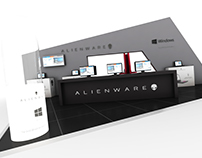 Exhibition Stand | ALIENWARE