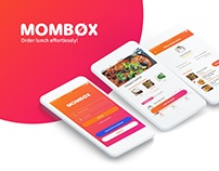 Mombox - Lunch Order App