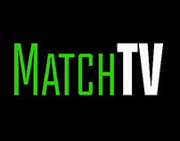 Match TV typeface