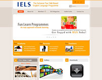 IELS - Interactive English Learning System